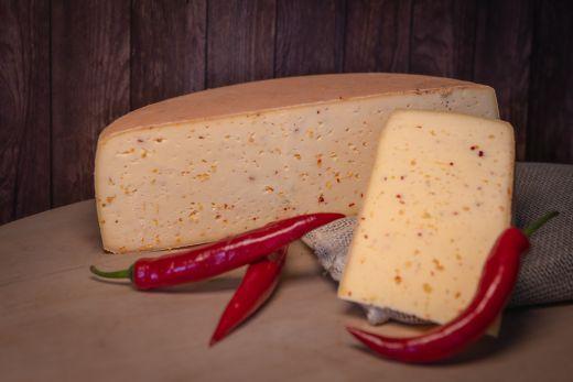 Weizler Käse mit Chili